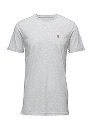 Nørregaard T-Shirt - SNOW MELANGE
