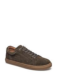 Shoes Hamilton Suede - GREEN