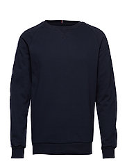 Les Deux Ribbon Sweatshirt - DARK NAVY