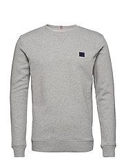 Piece Sweatshirt - GREY MELANGE
