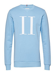 Encore Light Sweatshirt - PLACID BLUE/WHITE