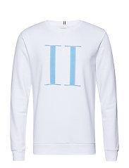 Encore Light Sweatshirt - WHITE/PLACID BLUE
