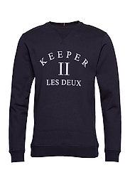 Keeper Sweatshirt - 460460-DARK NAVY