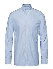Christoph Oxford Shirt - LIGHT BLUE