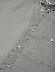 Les Deux - Laurent Tencel Twill Shirt - geruite overhemden - mirage gray - 2