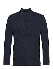 Les Deux - Pascal Blazer - single breasted blazers - dark navy - 0