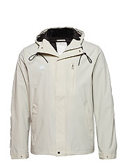 Eliott Technical jacket - LIGHT GREY