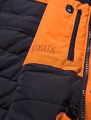 Les Deux - Charious Parkacoat - parkas - burnt orange - 4