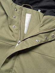 Les Deux - Damien Summer Parka Coat - manteaux legères - lichen green - 2