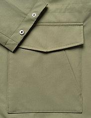 Les Deux - Damien Summer Parka Coat - manteaux legères - lichen green - 3