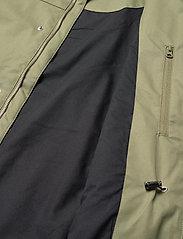 Les Deux - Damien Summer Parka Coat - manteaux legères - lichen green - 4