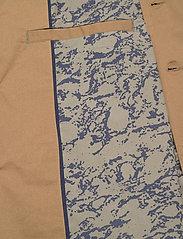 Les Deux - Marley Cotton Coat - wełniane płaszcze - stone brown - 5
