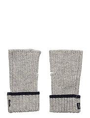 Rieba Gloves - GREY MELANGE