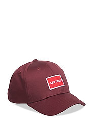 Flag Baseball Cap Kids - BURGUNDY