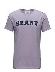 Honolulu T-shirt - LAVENDER/NAVY