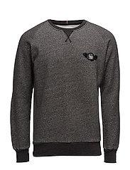 Chasles Sweatshirt - DARK GREY