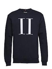 Encore Sweatshirt - DARK NAVY/OFF WHITE