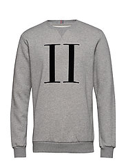 Encore Sweatshirt - GREY MEL./BLACK
