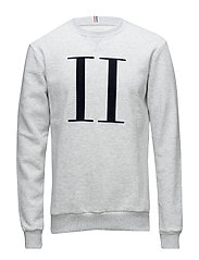 Encore Sweatshirt - SNOW MEL./NAVY