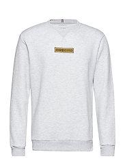 Astor Sweatshirt - SNOW MELANGE