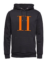 Encore Hoodie - BLACK/ORANGE