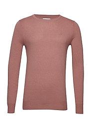 Cashmerino Knitwear - SOFT PURPLE