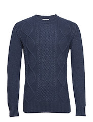 Hector Knitwear - DARK NAVY