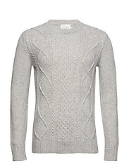 Hector Knitwear - LIGHT GREY