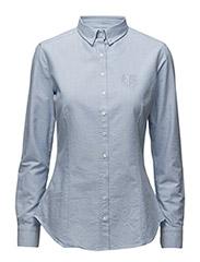 Ladies Shirt Lucille - BLUE
