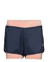 Women's Shorts BERGEN - NAVY