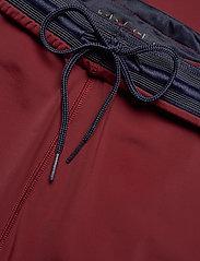 Les Deux - Men's Long Tight Sogndal - running & training tights - clay red - 6