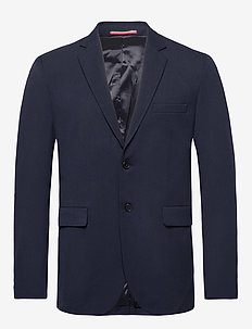 Como Light Blazer - marynarki - dark navy