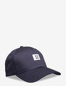 Boozt Piece Baseball Cap - petten - dark navy/white-navy