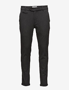 Suit Pants Como - suit trousers - antrazit grey