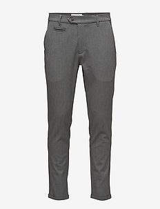 Suit Pants Como - formele broeken - grey