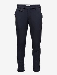 Suit Pants Como - suitbukser - navy