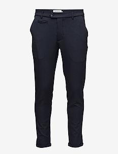 Suit Pants Como - anzugshosen - navy