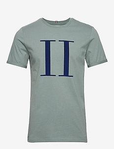 Encore T-Shirt - 41046-PETROL BLUE/DK. NAVY