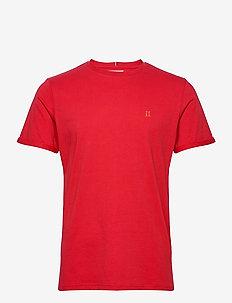 Nørregaard T-Shirt - basic t-shirts - red/orange