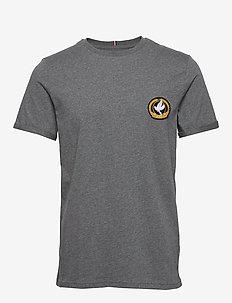 Liberty T-Shirt - 3636-CHARCOAL