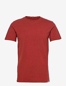 Calais T-Shirt - basic t-shirts - rust red