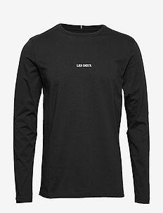 Lens T-Shirt LS - 0101-BLACK