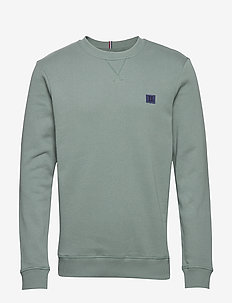 Piece Sweatshirt - 410-PETROL BLUE
