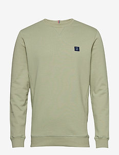 Piece Sweatshirt - TEA GREEN