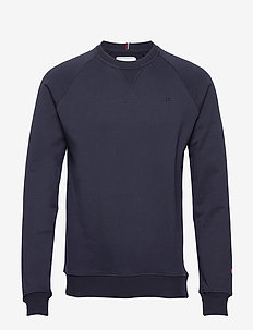 Calais Sweatshirt - basic-sweatshirts - dark navy