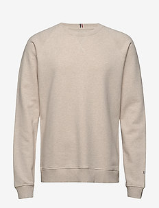 Calais Sweatshirt - basic-sweatshirts - off white