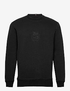 Shield Sweatshirt - basic-sweatshirts - black