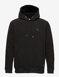 Piece Fleece Hoodie - basic-sweatshirts - 0101-black