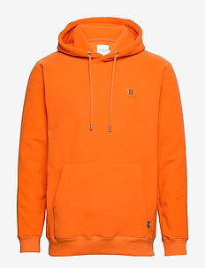 Piece Fleece Hoodie - basic-sweatshirts - 7373-orange
