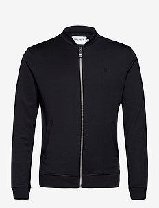 Hermité Track Jacket - sports jackets - black